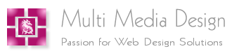 Multi Media Design Logo