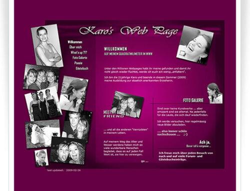 Karo's page