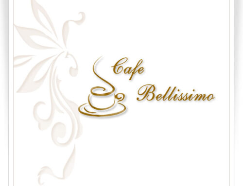Cafe Bellissimo – Printed Materials