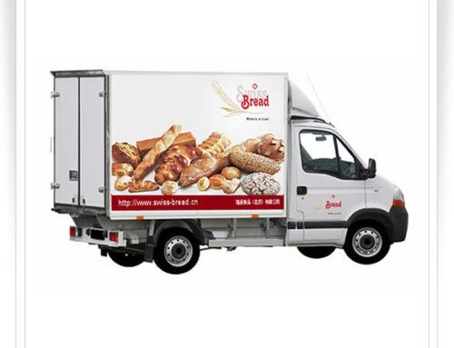 Swiss Bread Bakery – Truck Ad